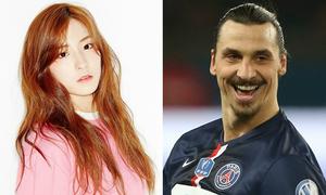 Sao nữ Kpop suy sụp khi bị fan nam so sánh với cầu thủ bóng đá