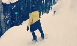 Brooklyn Beckham bị tai nạn gãy xương trong lúc trượt tuyết