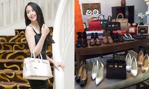 Sella Trương - Hoa hậu 9x có bộ sưu tập túi cả chục tỷ