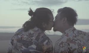 BB Trần kể chuyện tình với bạn trai qua MV 'Nơi này có anh' phiên bản hài