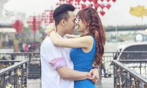Trấn Thành - Hari Won lần đầu 'song kiếm hợp bích' trong âm nhạc
