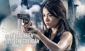 Trương Ngọc Ánh nghiện làm 'đả nữ' cầm súng, đánh đấm