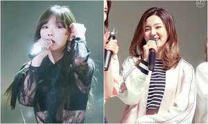 3 nữ idol xử lý cực ngầu khi gặp sự cố hát live