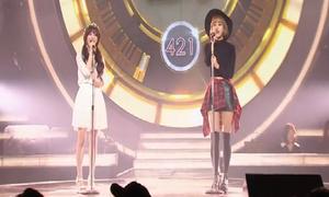 Tân binh Kpop khoe giọng ngọt lịm với bản cover 'I' của Tae Yeon
