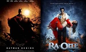 Khi cạn kiệt ý tưởng, phim Ấn đành 'mượn' nguyên poster của Hollywood
