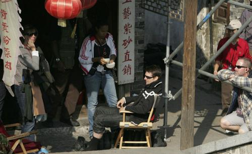 Tom Cruise quay phim tại Tây Đường.