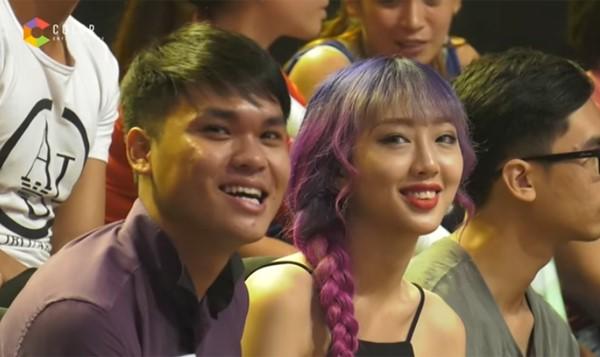 hot-girl-toc-tim-co-giong-hat-nhu-dam-le-gay-sot-vietnams-next-top-model-4