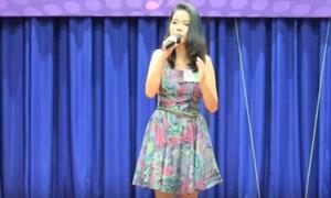 Vũ Cát Tường hát 'Yêu'