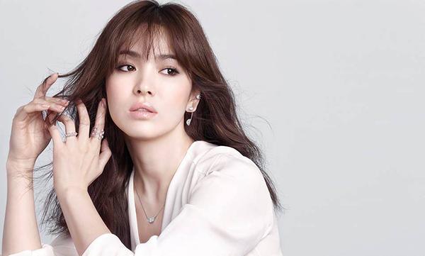 Song Hye Kyo là một trong những ngôi sao đại diện cho Hàn lưu.