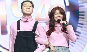 Đàm Phương Linh - bạn gái hot girl của rapper Karik