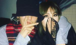 Sao Hàn 29/3: G-Dragon ôm CL thân thiết, Chan Yeol như 'người khổng lồ'