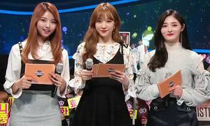Hani đọ sắc cùng 2 mỹ nhân thế hệ mới Jie Qiong, Na Young