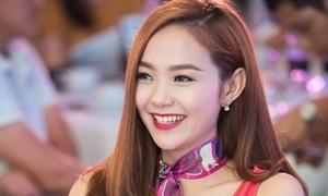 Minh Hằng thừa nhận yêu bạn trai hơn 10 tuổi
