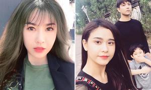 Sao Việt 20/5: Quế Vân ngày càng giống gái Hàn, gia đình Tim đi chơi vui vẻ