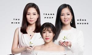 Sao nữ Vpop tham gia chống nạn ấu dâm do Trang Pháp khởi xướng