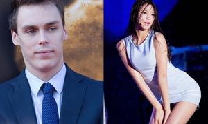 Seol Hyun được cháu trai Hoàng tử Monaco khen đẹp nhất Trái Đất