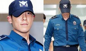 T.O.P bị đuổi khỏi quân đội vì scandal hút cần sa