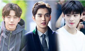 8 mỹ nam trẻ tuổi 'nắm trong tay' tương lai của điện ảnh Hàn