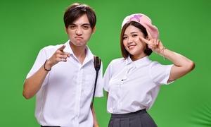 Soobin Hoàng Sơn - Suni Hạ Linh hồi teen với đồng phục học sinh