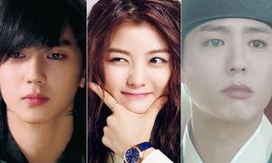 8 sao trẻ màn ảnh Hàn có diễn xuất gây áp lực cho cả các tiền bối