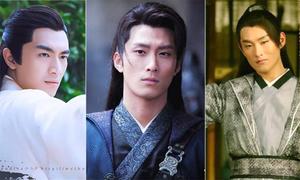 Dàn nam thần sánh vai Triệu Lệ Dĩnh trong 'Sở Kiều truyện'