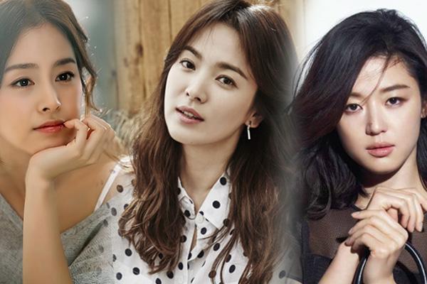 Bộ 3 quyền lực  Tae - Hye - Ji.