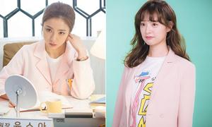 Điểm chung phong cách của 3 nữ chính phim Hàn đang hot nhất