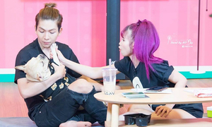Sau khi đính hôn Kelvin Khánh ngày càng 'phát tướng'