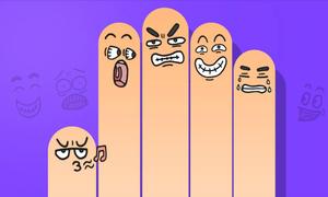 Bói vui: Đoán trúng phóc tính cách qua độ dài các ngón tay