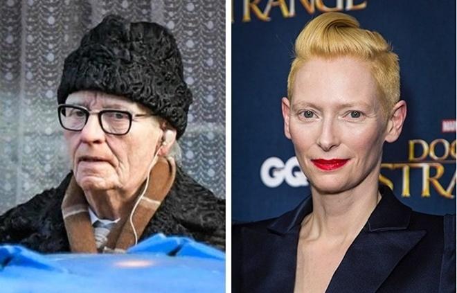 Khó nhận ra sao Hollywood dưới bàn tay của các phù thủy hóa trang