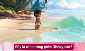 Quiz: Gọi tên phim Disney qua bối cảnh biển