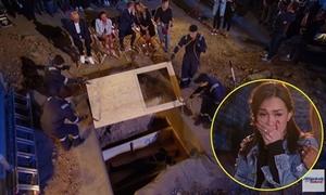 Màn ảo thuật chôn sống khiến vợ gào khóc tưởng chồng đã chết