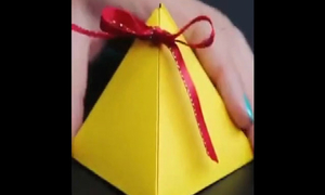 3 cách đơn giản gập hộp quà xinh xinh tặng bạn