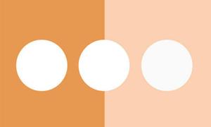 Phân biệt màu khác lạ trong các vòng tròn (2)