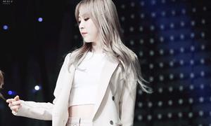Đã tìm ra nữ thần tượng mặc vest đẹp nhất Kpop