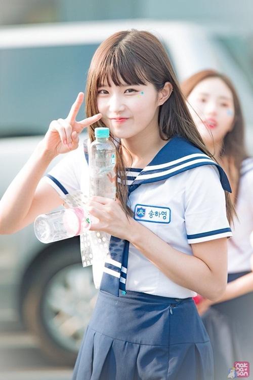 9-idol-nu-duoc-debut-thong-qua-cuoc-thi-chi-nhin-mat-khong-xet-tai-nang-2