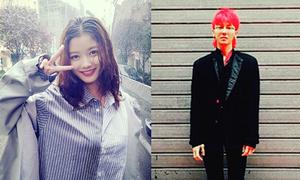 Sao Hàn 3/10: G-Dragon tóc rực lửa cực chất, Kim Yoo Jung dầm mưa vẫn xinh