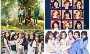 4 nhóm Kpop chuyên 'nhá hàng' lộ liễu khiến fan phải đoán già đoán non