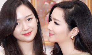 4 cô con gái xinh như hoa hậu của các 'người đẹp không tuổi' trong Vbiz