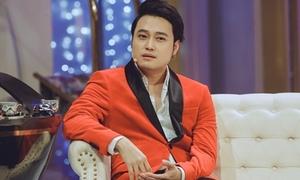 Quang Vinh kể khủng hoảng tinh thần khi bố mẹ ly hôn
