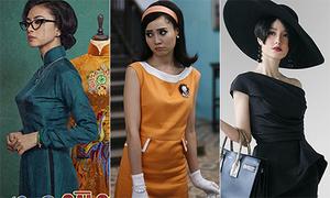 Phục trang mãn nhãn, mỗi người một vẻ của 3 nữ chính 'Cô Ba Sài Gòn'