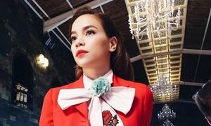 Hồ Ngọc Hà: 'Là đồng nghiệp showbiz phải yêu thương nhau'