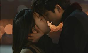 Những cảnh hôn được xem nhiều nhất trong phim Hàn 2017
