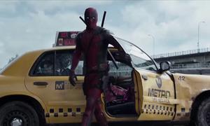 Cảnh quên súng ai cũng cười trong 'Deadpool'