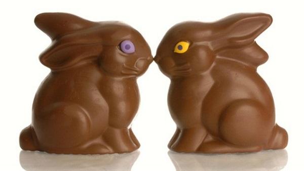 Trắc nghiệm: Biết rõ bạn là ai qua cách ăn chú thỏ làm từ socola