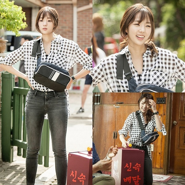 Chae Soo Bin trong bộ phim Rebel: Thief Who Stole the People