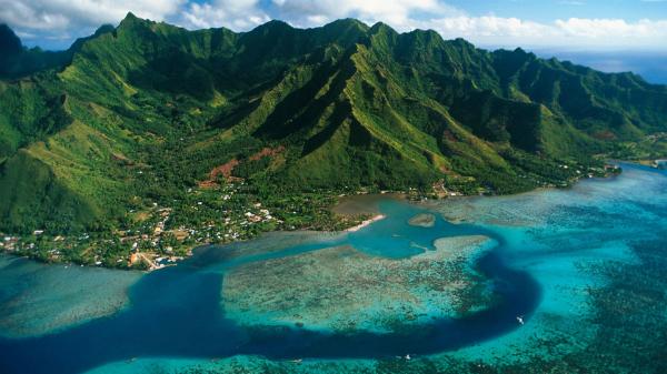 Quốc đảo Tonga là nơi được đón năm mới sớm nhất thế giới.