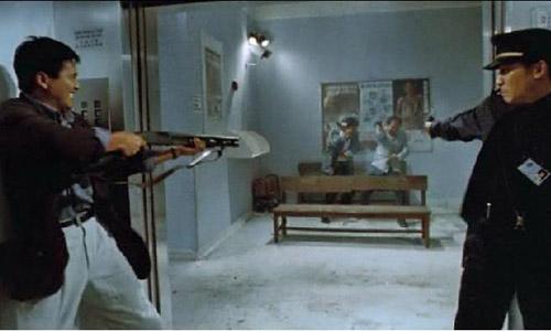 Cảnh đấu súng đẫm máu nhất trong lịch sử điện ảnh Hong Kong - 1