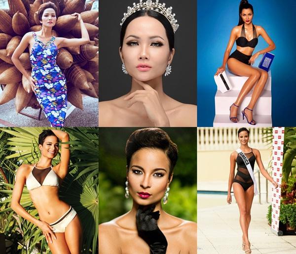 5 lý do giúp HHen Niê đăng quang Hoa hậu Hoàn vũ Việt Nam 2017 - 1