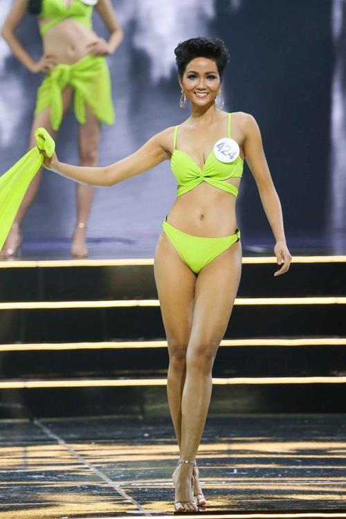 Vẻ đẹp nóng bỏng của Hoa hậu Hoàn vũ Việt Nam HHen Niê - 7